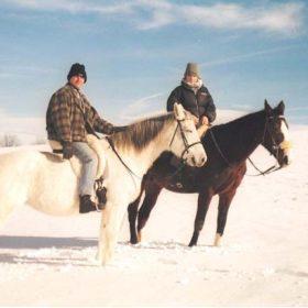 Maika, CH-Stute, 1984, gestorben Juli 2008